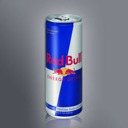Canette Red Bull